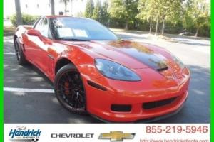 2012 Chevrolet Corvette Z16 Grand Sport w/2LT