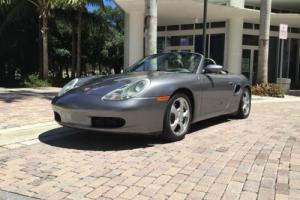 2001 Porsche Boxster Photo