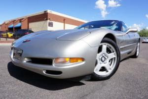 1999 Chevrolet Corvette 99 Corvette Coupe 1 OWNER CLEAN CARFAX ONLY 49K Mi
