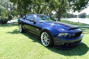 2010 Ford Mustang 2010 Shelby GT500 Super Snake Photo