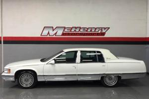 1996 Cadillac Fleetwood Base 4dr Sedan