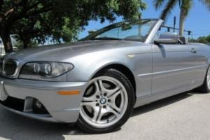 2004 BMW 3-Series 330 CI