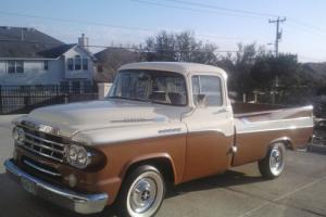 1959 Dodge Other Pickups D100