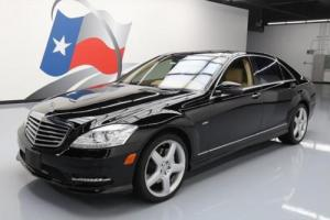2012 Mercedes-Benz S-Class S550 P2 SUNROOF NAV REAR CAM