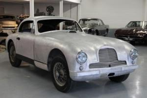 Aston Martin DB2 PROJECT/Build up RHD