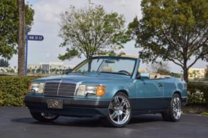 1993 Mercedes-Benz 300-Series 300 Series 2dr Convertible 300CE