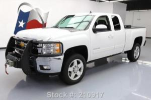 2013 Chevrolet Silverado 2500 LTZ EXT CAB CNG 4X4 NAV Photo