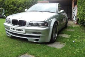 BMW E46 Breyton Wide Body 330d (not 318, 320, 328, 520, 525, 530)