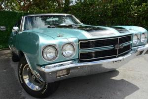 1970 Chevrolet Chevelle SHOW CAR! SEE VIDEO
