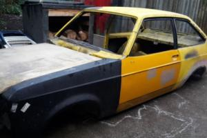 FORD RS ESCORT MEXICO MK2 1977 PROJECT Photo