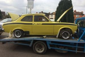 1973 FORD ESCORT MK1 MEXICO BARN FIND IN GRAET CONDITION HPI CLEAR