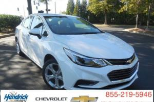 2017 Chevrolet Cruze 4dr Sedan Automatic Premier Photo