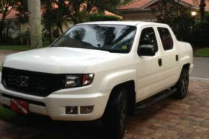 2012 Honda Ridgeline Photo