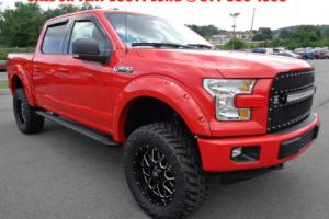 2016 Ford F-150 Outlaw Edition 5.0L V8 SuperCrew Heated Leather
