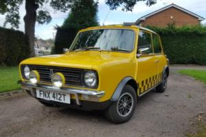 Classic mini clubman 1979 1100cc, Excellent classic mini. Will MOT for 12 months