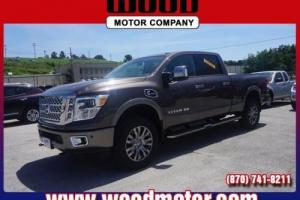 2016 Nissan Other Pickups Platinum Reserve