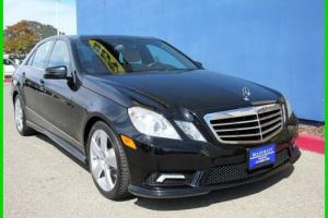 2011 Mercedes-Benz E-Class E350 Like New Pano Roof