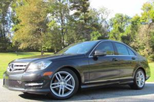 2012 Mercedes-Benz C-Class 4dr Sedan C300 Sport 4MATIC