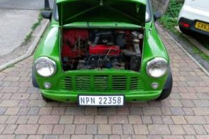 Austin mini van (very early) AV7 5385 Photo