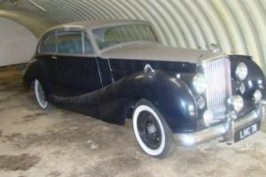 1950 James Young Bentley 2 Door Sports Saloon Photo