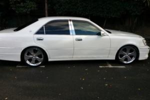 Toyota Crown Athlete G - Very Rare and Unique, MOT, Great Condition, Service his Photo