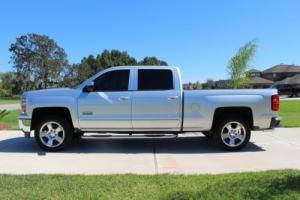 2014 Chevrolet Silverado 1500 Texas Edition