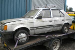 TALBOT HORIZON LX, 1.3L, MANUAL- RARE FRENCH CLASSIC FOR RESTORATION,PARTS