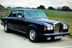 Rolls-Royce Silver Shadow 6.8 auto II 1980/V Photo