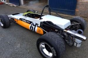 Historic and rare single seater racing car