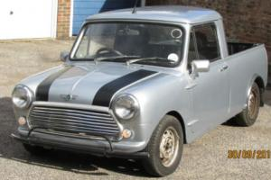 1968 Austin Mini Pickup Project Photo