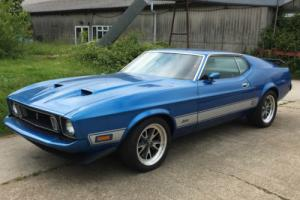 1973 Mustang Fastback Mach 1 351 V8/Automatic