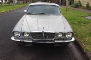Jaguar XJ6 350 Chevy. Powered