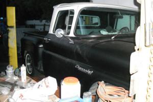 1960 CHEV C10 APACHIE SHORT BED