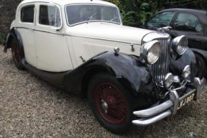 JAGUAR MK IV 1948 GOOD RUNNER 1795CC BARN FIND