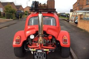 1973 VOLKSWAGEN BAJA BEETLE 1600cc EMPI TWIN CARBS MOT JUNE 2017 Photo