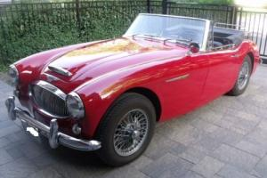 1965 Austin Healey 3000 MakIII BJ8 Photo