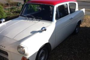 ford anglia Photo