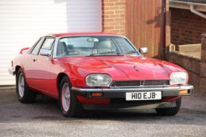 Jaguar XJS 3.6 Coupe Automatic 1990 Photo