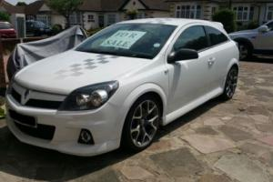 vauxhall astra vxr 2.0l nurburgring edition Photo