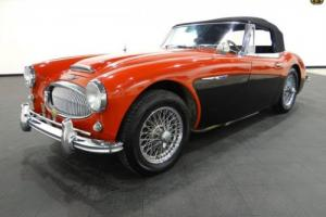 1963 Austin Healey 3000 Mark II