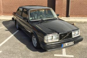 Volvo 242 Turbo Intercooler Manual 1981