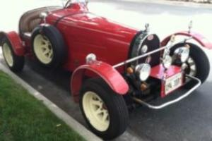 1927 Replica/Kit Makes Bugatti