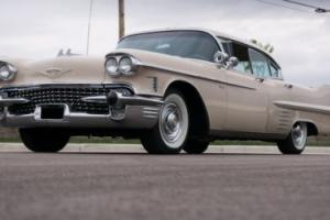 1958 Cadillac Other Extended