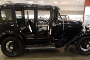 1930 Ford Model A UK built