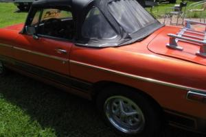 1978 MG MGB MARK IV