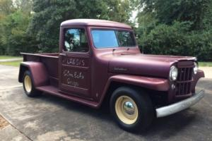 1953 Willys Pickup Truck