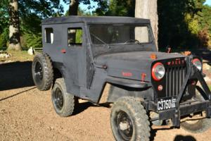 1954 Willys Willys CJ-3B