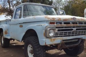 1966 Ford F-250 FLARESIDE 4X4 Photo