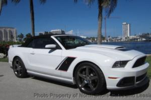 2014 Ford Mustang Roush Stage 3 Convertible 575HP