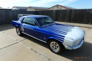 1967 Ford Mustang DLX